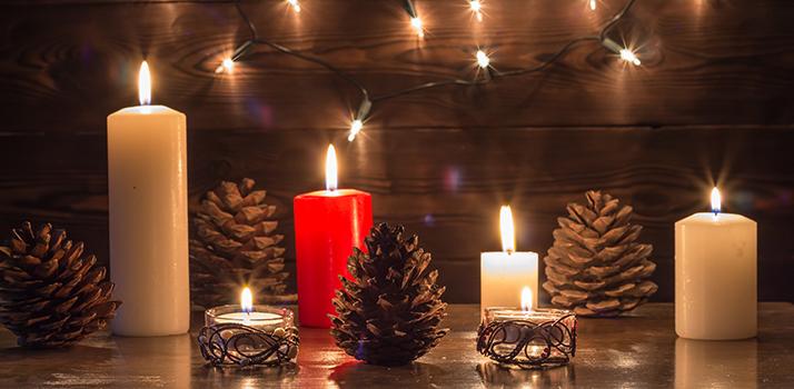 αρωματικών κεριών