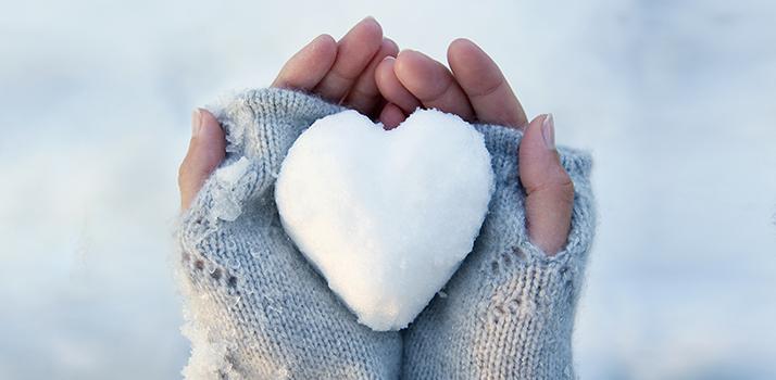 Χειμερινή φροντίδα για τα χέρια