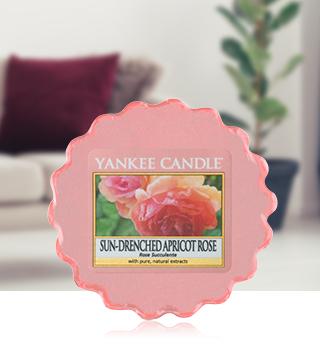 Αρωματικά κεριά για αρωματικές λάμπες Yankee Candle