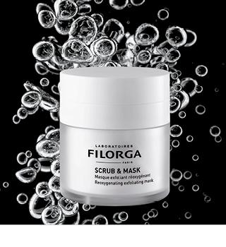 Καθαρισμός επιδερμίδας και μάσκες Filorga
