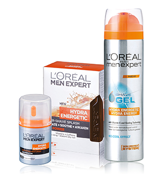 L'Oréal Paris για άνδρες